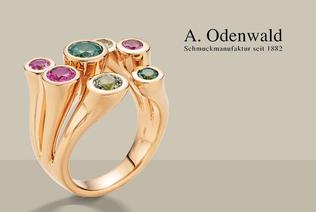 A. Odenwald Schmuck Juwelier Bartels Ravensburg
