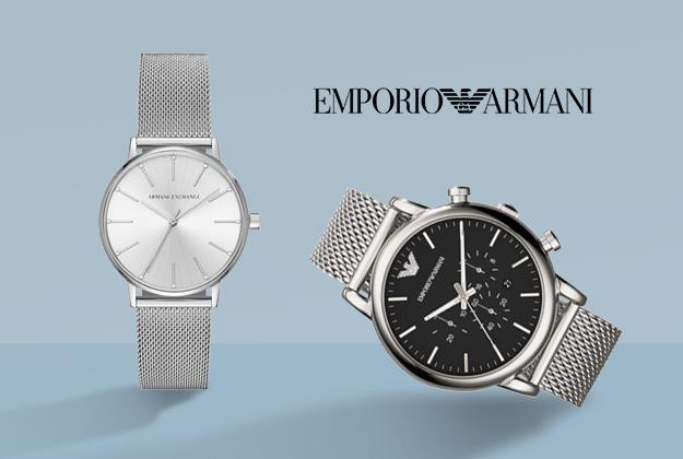 Emporio Armani Uhren Juwelier Bartels Ravensburg