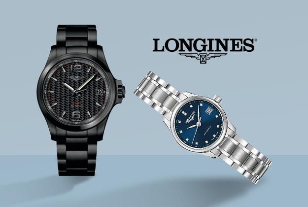 Longines Uhren Juwelier Bartels Ravensburg