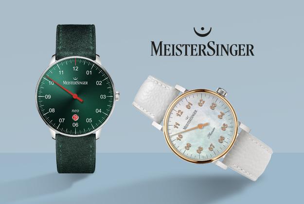 MeisterSinger Uhren Juwelier Bartels Ravensburg