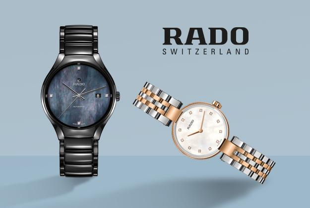 Rado Switzerland Uhren Juwelier Bartels Ravensburg