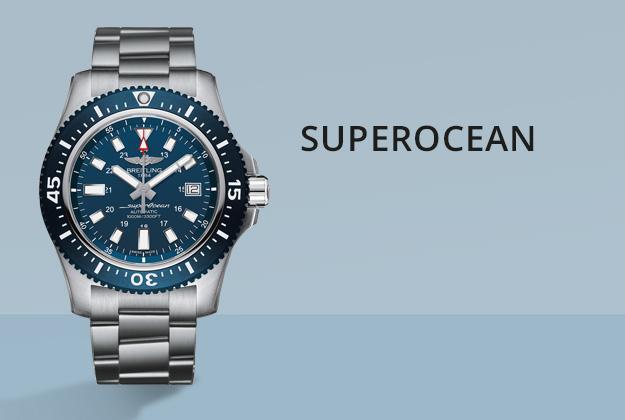 Breitling Superocean Uhren Juwelier Bartels Ravensburg