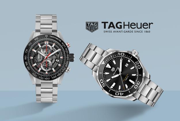 TAG Heuer Uhren Juwelier Bartels Ravensburg