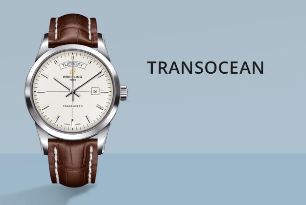 Breitling Transocean Uhren Juwelier Bartels Ravensburg
