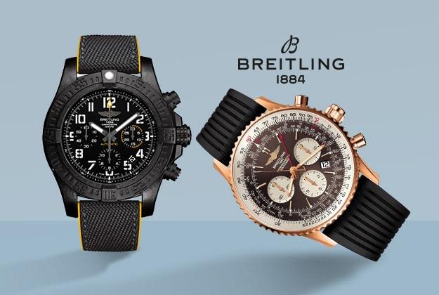 Breitling Uhren Juwelier Bartels Ravensburg