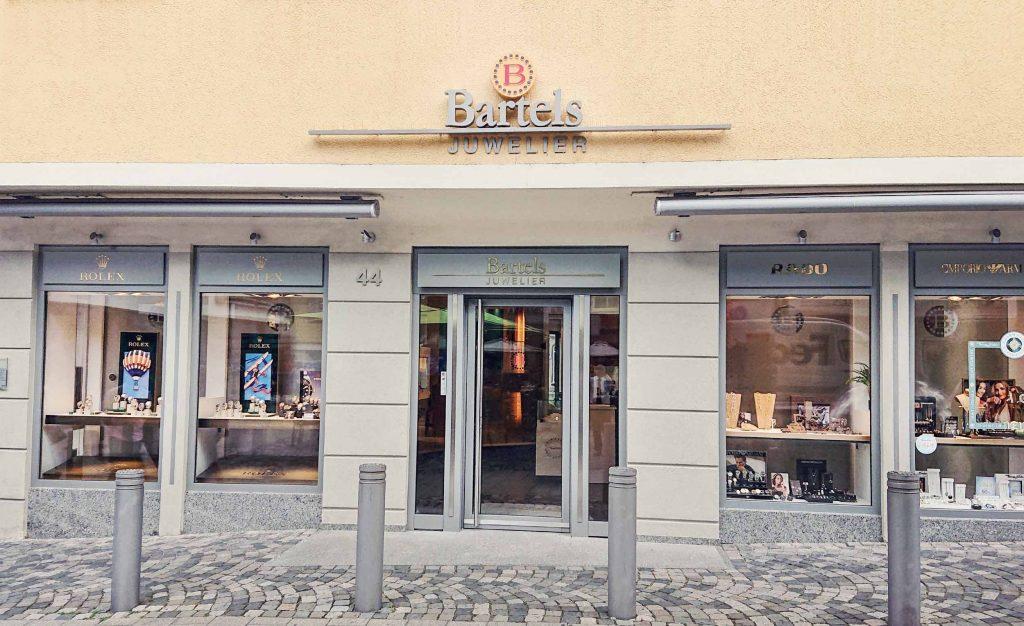 Uhren & Schmuck bei Juwelier Bartels in Ravensburg